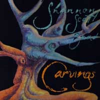 Shannon Scott: Carvings